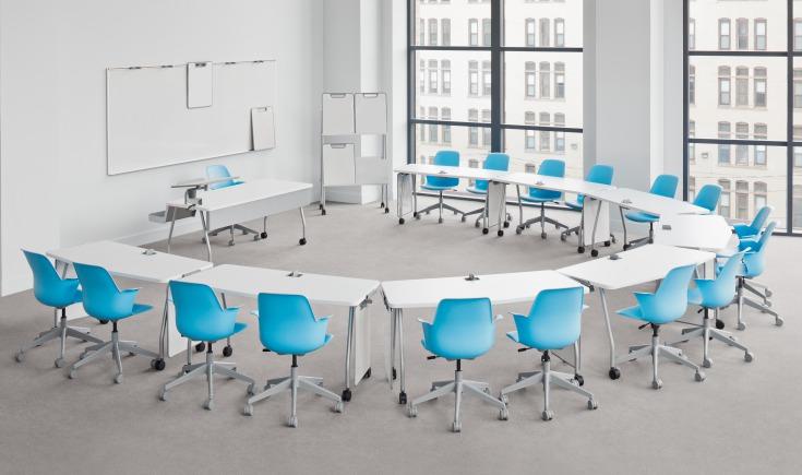Classroom Design Grants ~ Edfund grants advantage through a flexible classroom